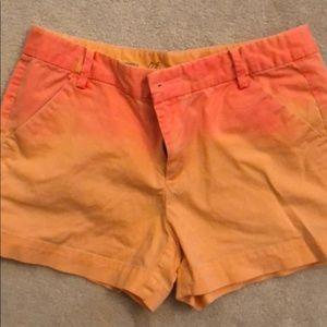 Orange Gap shorts